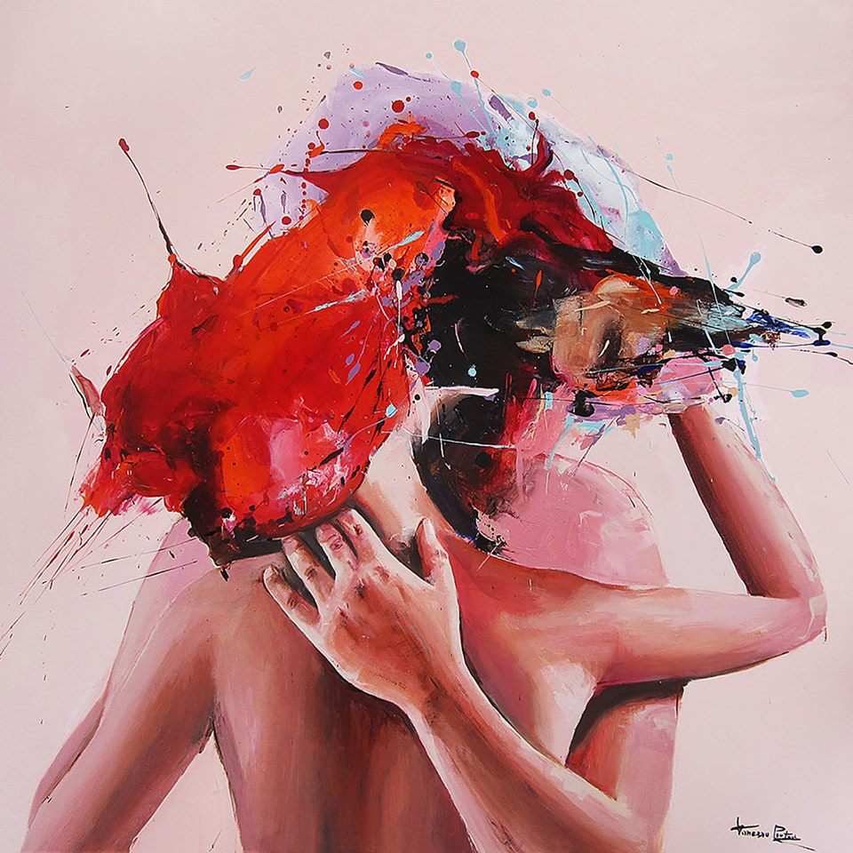 Mind Explosion - #Contemporary #Art - be artist be art Magazine