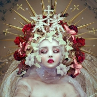 Fantasy Queens by Natalie Shau - Beauty in Wonderland by WHYTT Magazine