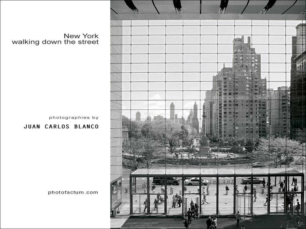 """Powered Unit - """"New York, walking down the street"""" by Photophactum - be artist be art magazine"""