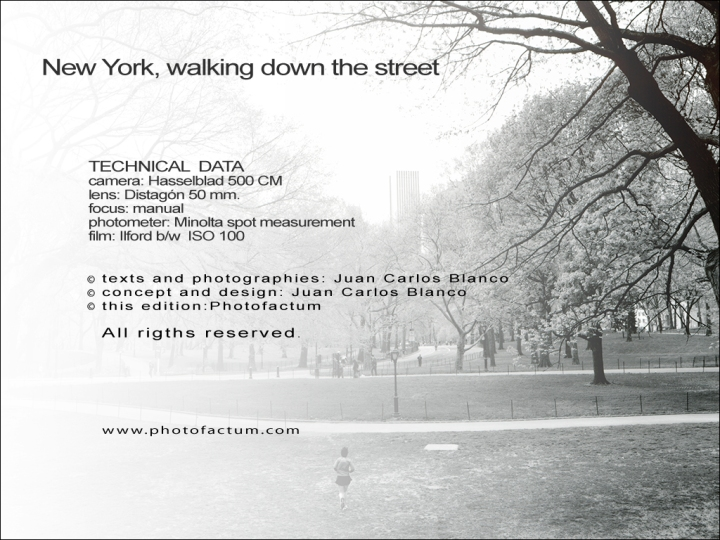 "Powered Unit - ""New York, walking down the street"" by Photophactum - be artist be art magazine"