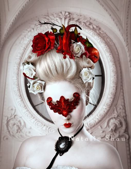 Fantasy Queens by Natalie Shau - Beauty in Wonderland by WHYTT Magazine - Be artist Be art