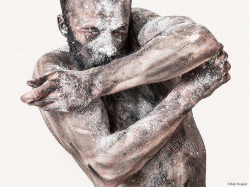 Feelings in my mind... - #Transfiguration by Ben Hopper - be artist be art magazine