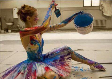 Dance Painting - Enjoy #life, Enjoy #art - be artist be art magazine