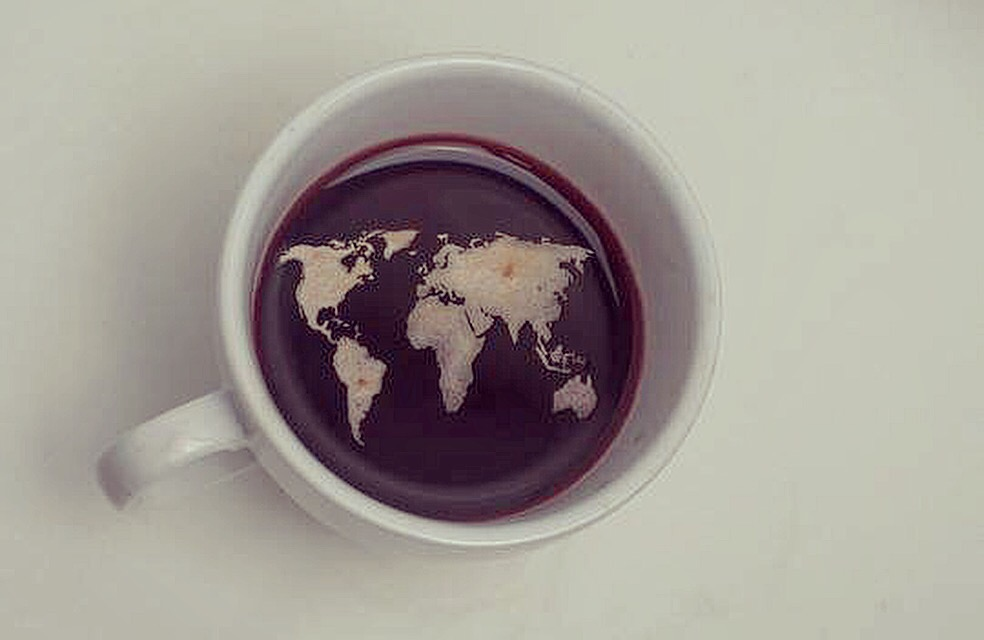 Sunday #Coffee - #Creative World - Be artist Be art Magazine
