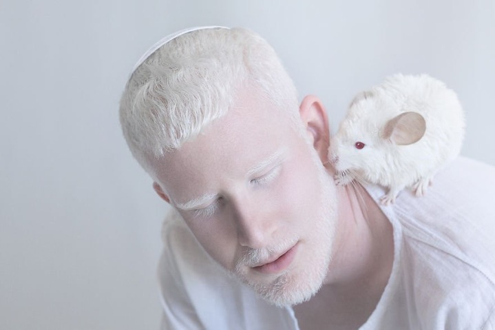 Porcelain #Beauty (#Gallery) - #Albino Souls by Yulia Taits - be artist be art magazine