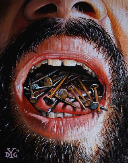 Hyper Realism Pop Art - by Jari Di Giampietro a.k.a YariDG - be artist be art magazine