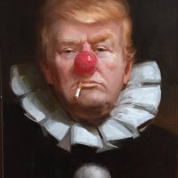 Go back to the #Circus Mr. Trump - by Tony Pro @TonyProFineArt