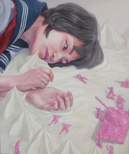 Stolen Childhood, Beauty Nightmares - by Kazuhiro Hori - be artist be art magazine