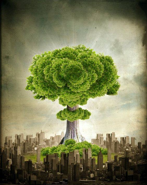 GO Green!! - Save the Earth - be artist be art magazine