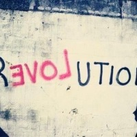 #Love Revolution - #Creative #StreetArt