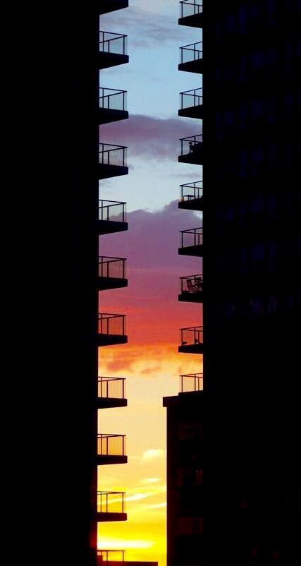 #Sunset #Dreams - Colorful World - be artist be art magazine