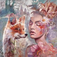 Wild & Beauty Fantasy Dreams - by Dimitra Milan
