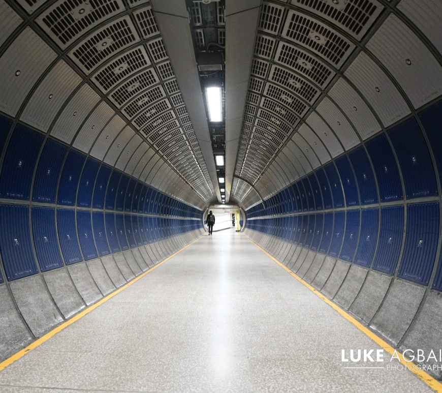"""London Bridge Station"" London Tubemapper - by Luke Agbaimoni - be artist be art magazine"