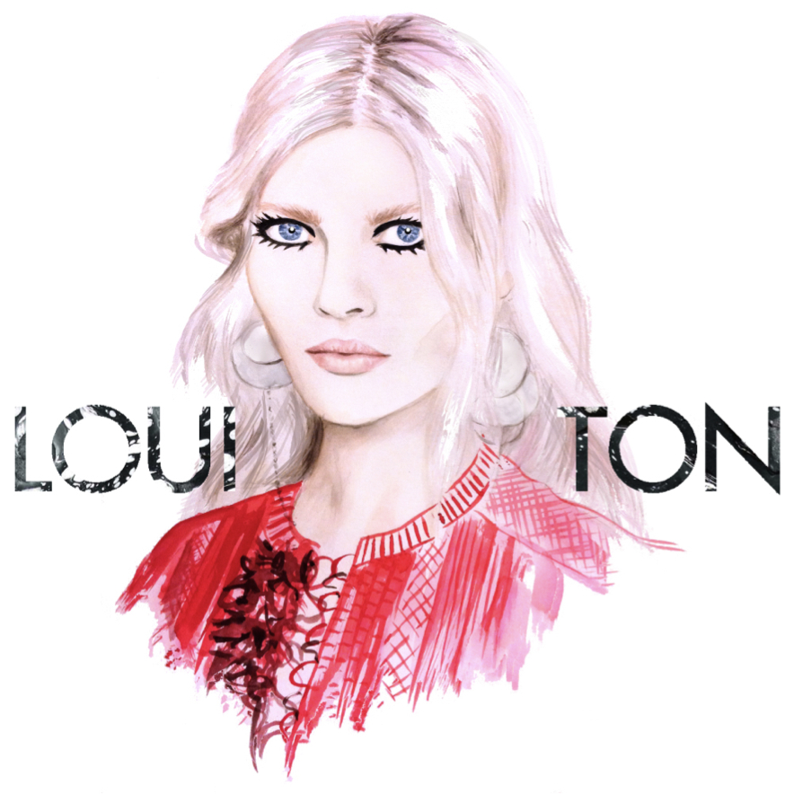 Beauty & Fashion Illustration - Exclusive Interview to Amanda Lee by WHYTT Magazine - be artist be art magazine