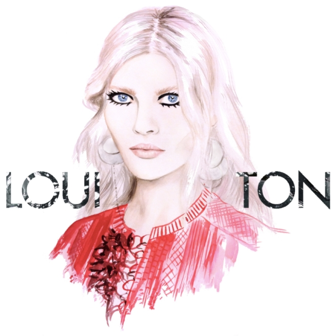 Beauty & Fashion Illustration - Exclusive Interview to Amanda Lee by WHYTT Magazine