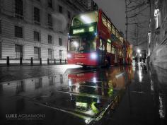 """Charing Cross Station"" Tubemapper, Explore London by Metro Stations - by Luke Agbaimoni - be artist be art magazine"