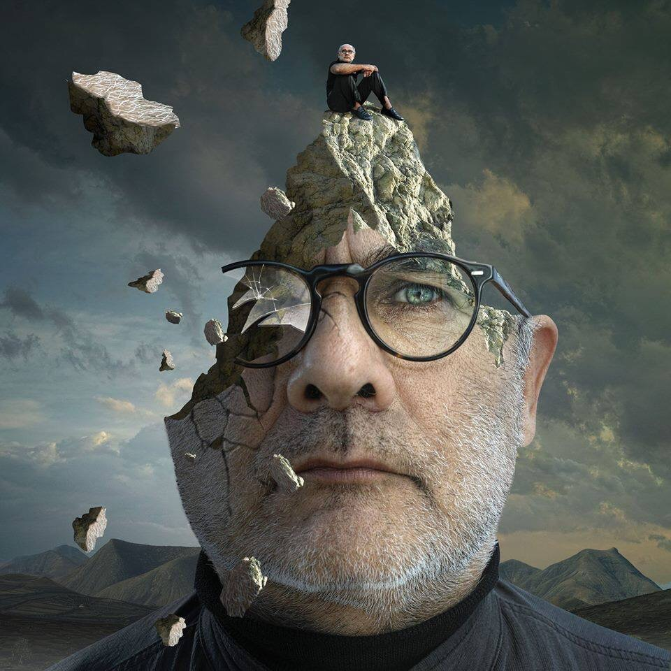 Mind #Explosion - #Surreal #Art by Igor Morsky - be artist be art magazine