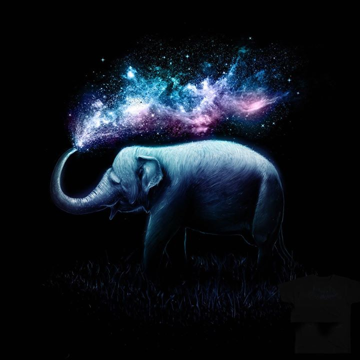 Create #Magic - #Elephant Vibe - Be artist be art magazine