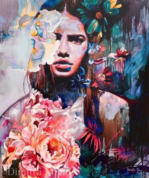 Metamorphosis- Beauty Fantasies by @DimitraMilan - be artist be art magazine