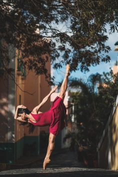 Ballet Dreams, Pure Life in Puerto Rico - by Omar Z. Robles - be artist be art magazine