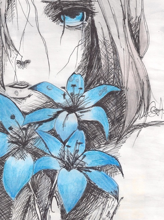 Youth Feelings - Sketches by Laura Ferrer - be artist be art magazine