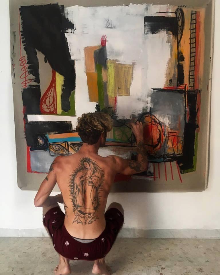 Paulo Calvino - disconnect exhibition - be artist be art magazine
