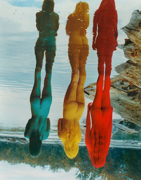 #RGB Human Scale - #Creative #Photography - be artist be art magazine