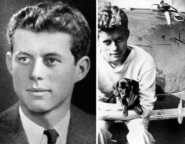 US presidents - When we were young... - Kennedy - be artist be art magazine