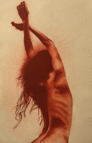 #Freedom on my #Veins - by AandR from MyArtBrief - be artist be art magazine