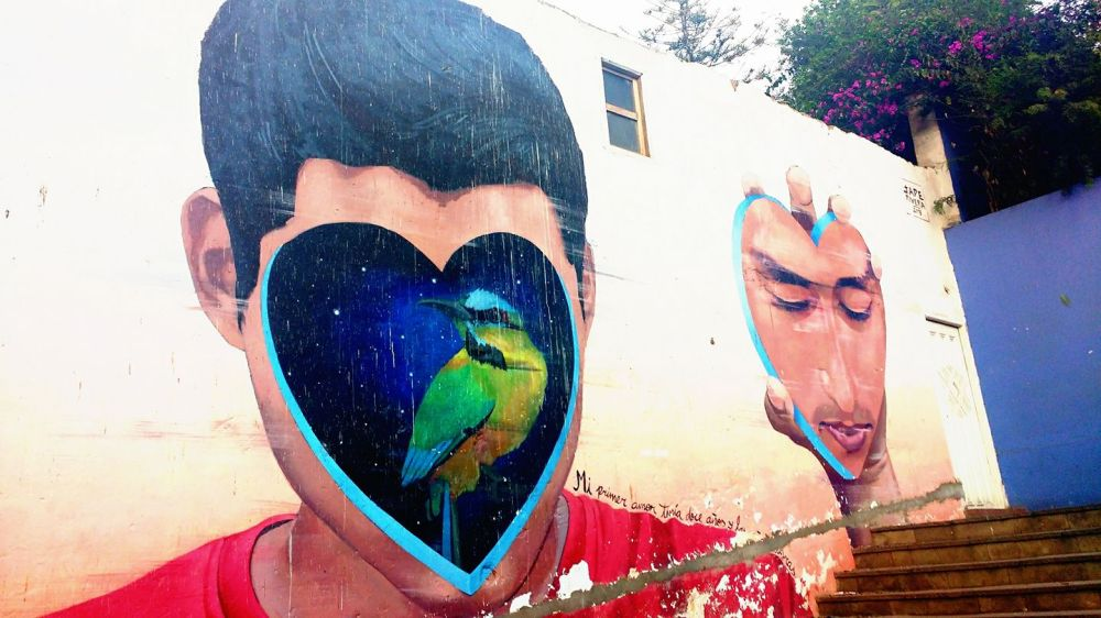 I Can´t #Feel my #Face - #Creative #StreetArt - be artist be art magazine