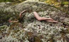 Surreal Human Portraits Behind Nature Reflections - by Loreal Prystaj