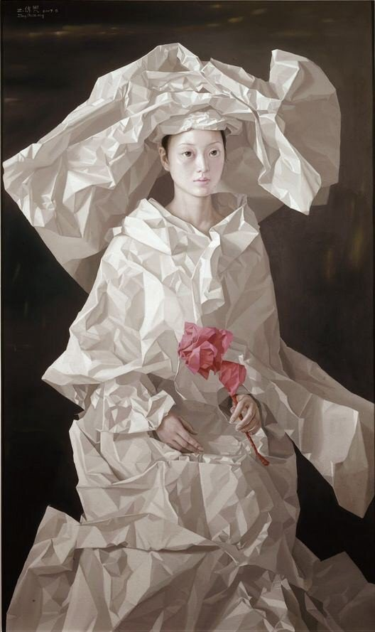 A #Present called #Love - by Zchuanxing - be artist be art magazine