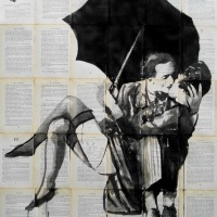 #Vintage #Love Moments - by Loui Jover