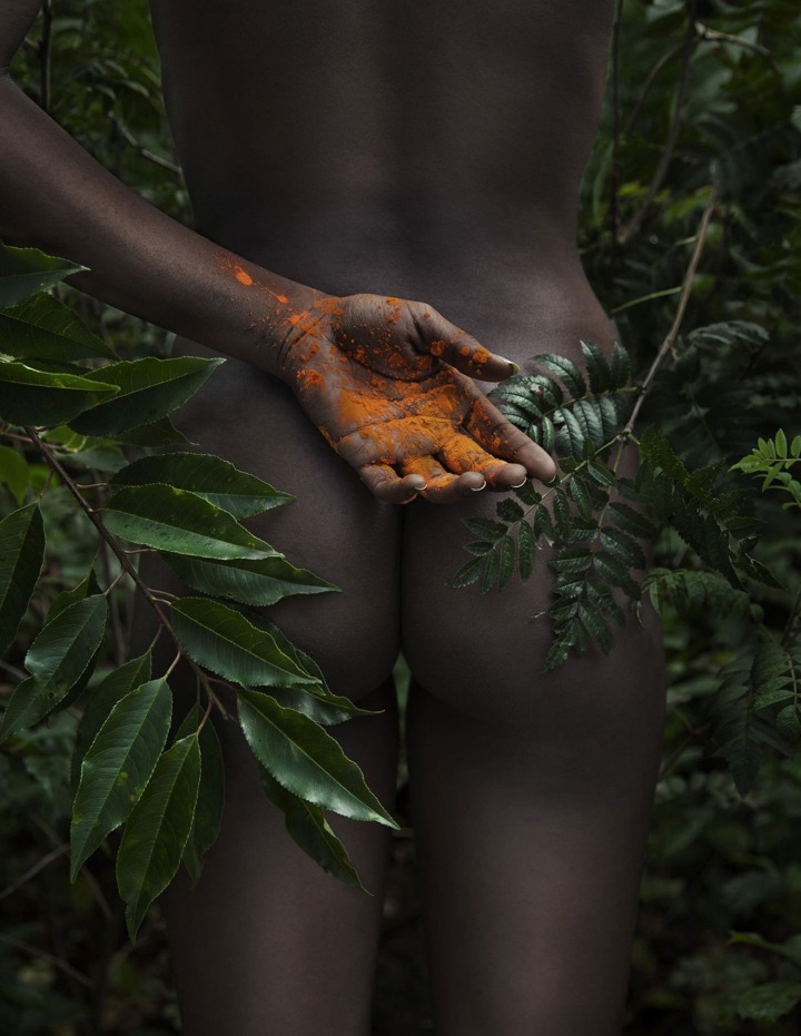 Wild Soul, Soul Senses - by Sanne Van Rozendaal - be artist be art magazine