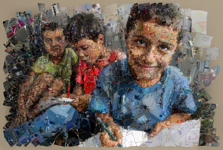 Save The #Syrian Children - by Charis Tsevis - be artist be art magazine