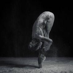 Ballerina´s Delicate & Raw Emotions - by Olga Kuraeva