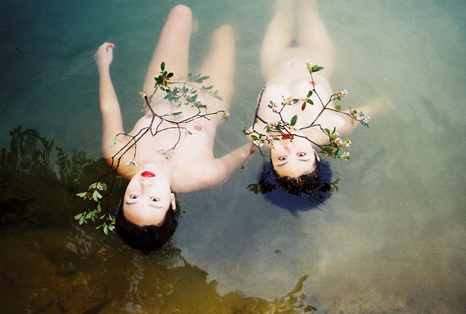 """Human Love"", Erotic & Eclectic Photography - by Ren Hang - be artist be art magazine"